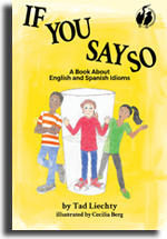 The front cover of the book If You Say So