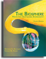 The front cover of Biosphere 2000, 4th Edition